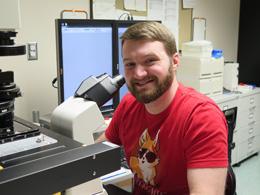 Nicholas Boyer - Postdoctoral Fellow