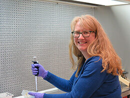 Paula Monsma - Research Assistant